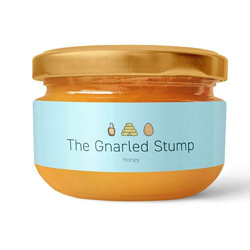 The Gnarled Stump   Label Design   Broadbent Studio