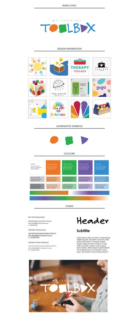 My Special Toolbox | Brand Showcase | Broadbent Studio